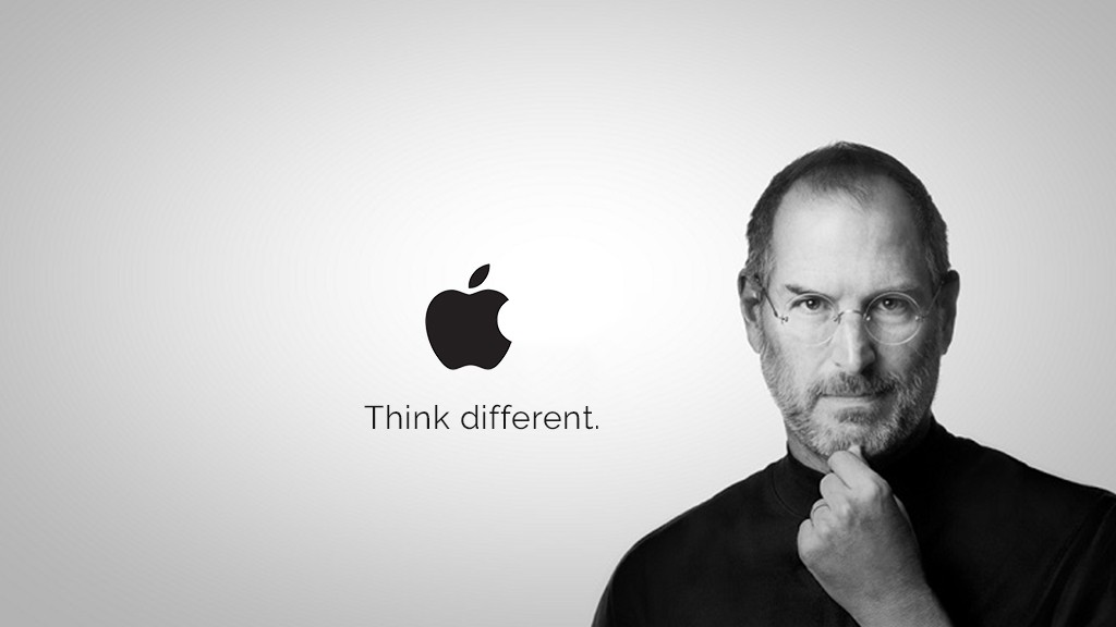think differnent